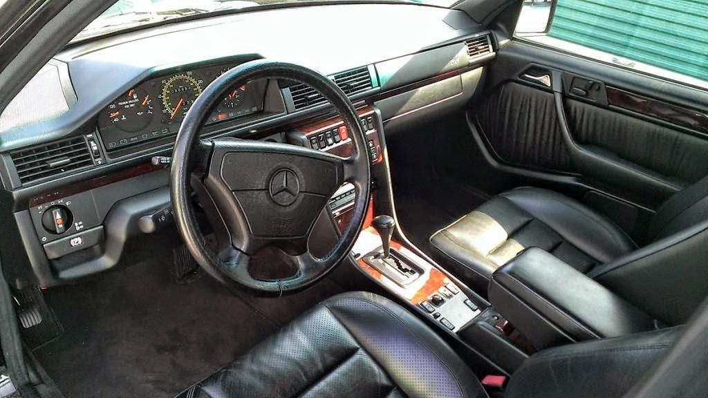 Mercedes Benz W124 500e Amg Monoblock Wheels Benztuning