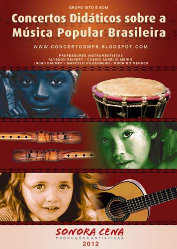 Concertos Didáticos sobre a MPB