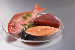 ψάρια και λίπος