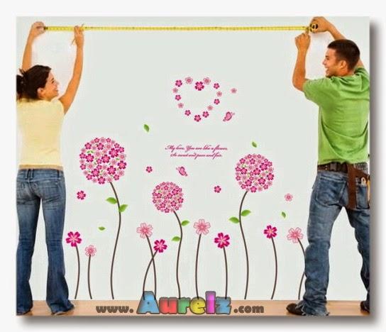 pink dandels ay 7055A