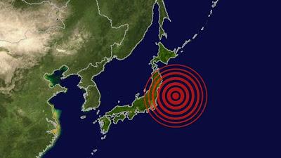 TERREMOTO JAPON 25 DE OCTUBRE 2013