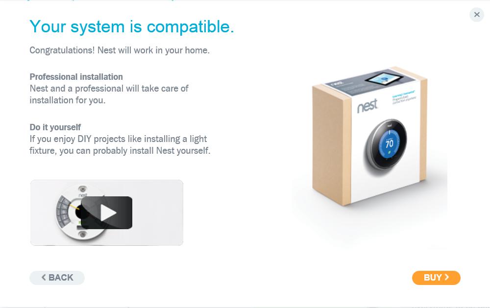 Nest Compatibility Checker