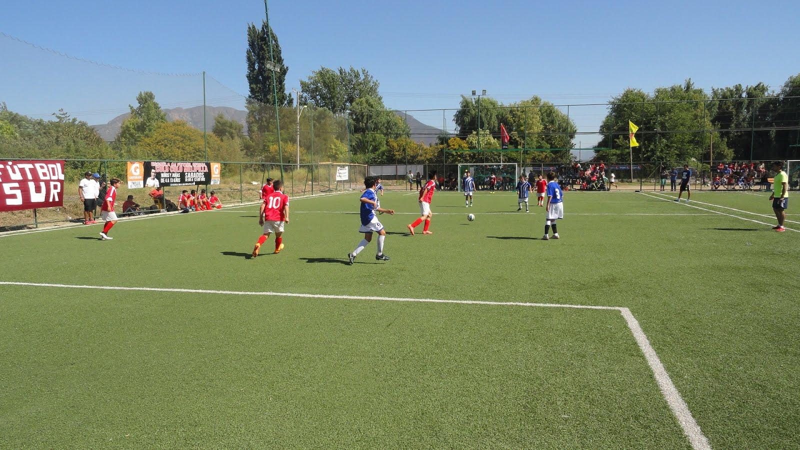 Torneos de Melipilla 2016