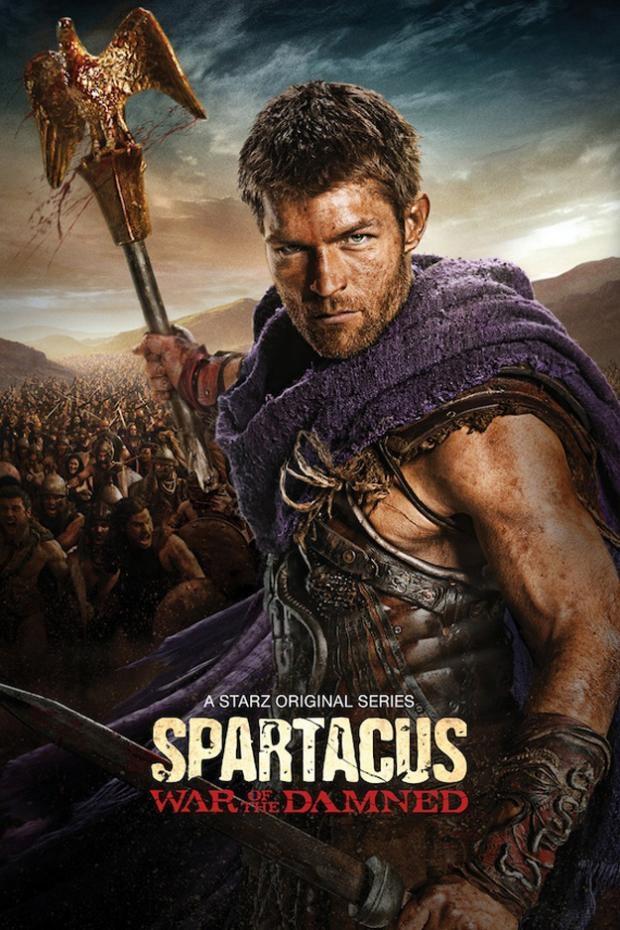 Spartacus: Cuộc Chiến Nô Lệ - Phần 4