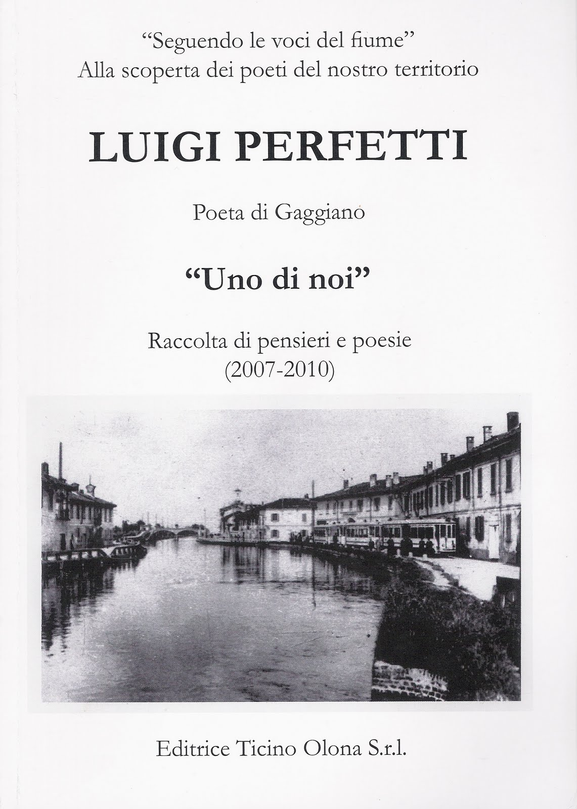 ACR-ONLUS e Z. S. G.-libro di un GAGGIANESE il Poeta L.PERFETTI dicembre 2011/12/13!