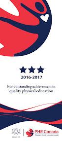 PHE Canada - QDPE Award