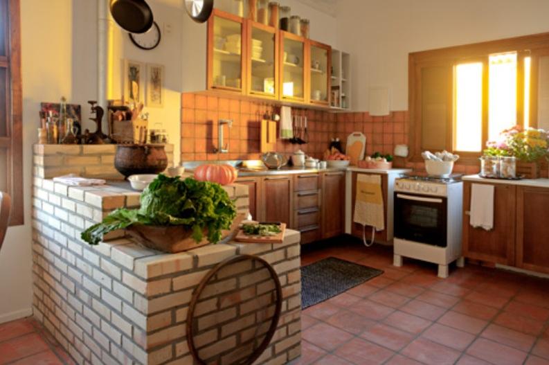 decorar cozinha rustica:Postado por Bistrô da Praça Restaurante às 07:02