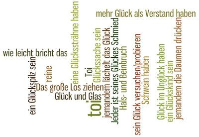 14 expressões e ditados de sorte em alemão