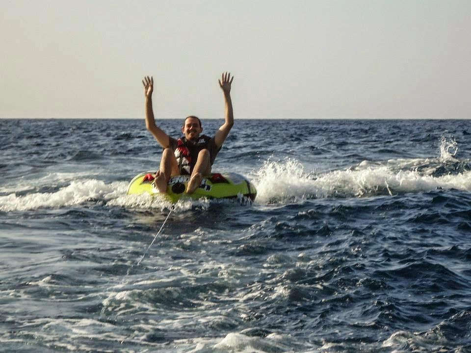 Motos de aguas con La Otra Ibiza