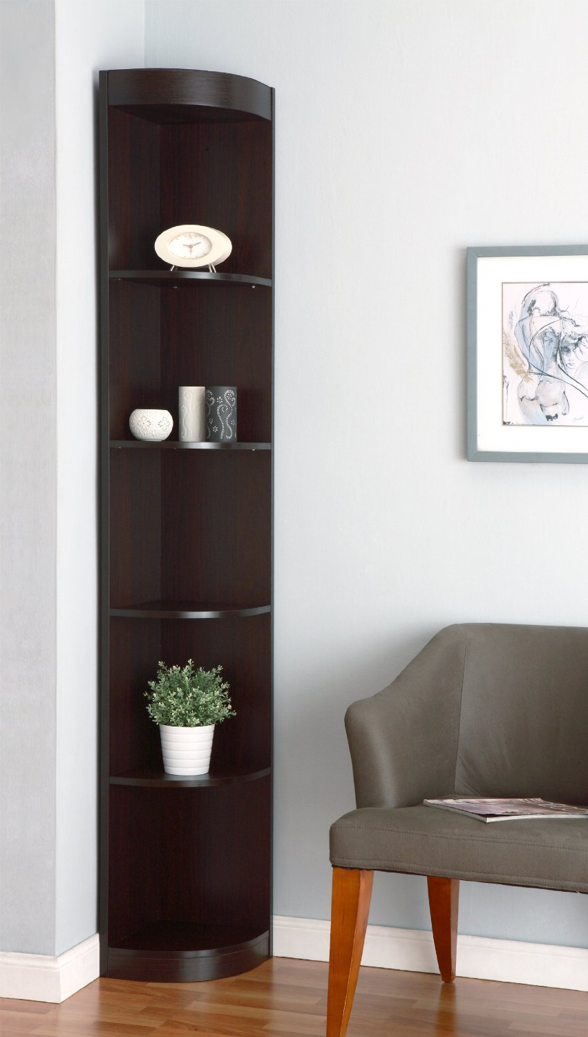 Simple Corner Piece Of Furniture Ideas For Storing In Small Spaces  1100825863 With Decorating