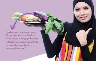 Lebihkan Buah Dan Sayur, Kurangkan Risiko Kanser