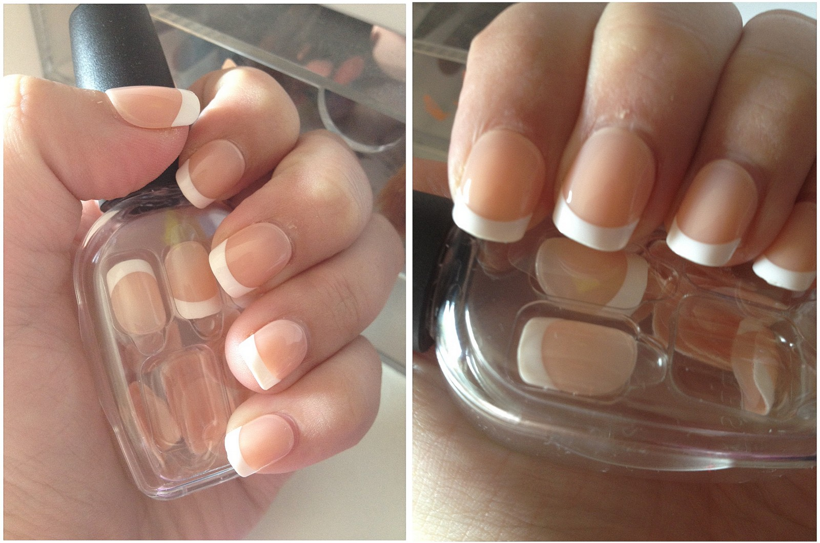 Impress Nails by Broadway...Review ~ A hint of Sparkle...