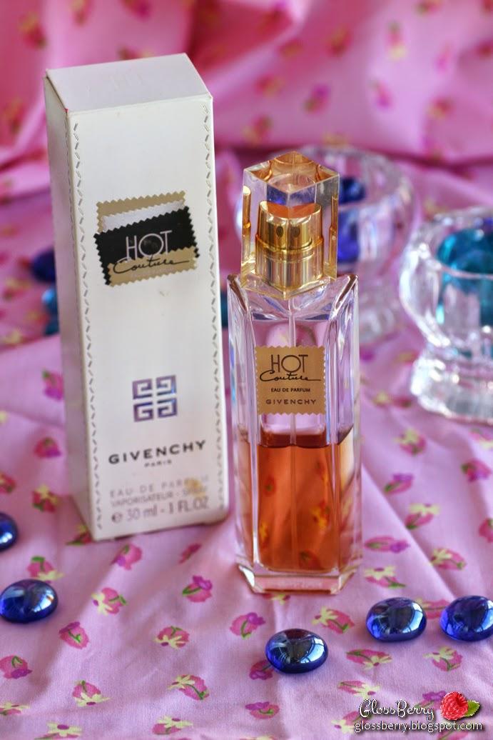 Givenchy hot couture בושם ג'יבנשי הוט קוטור