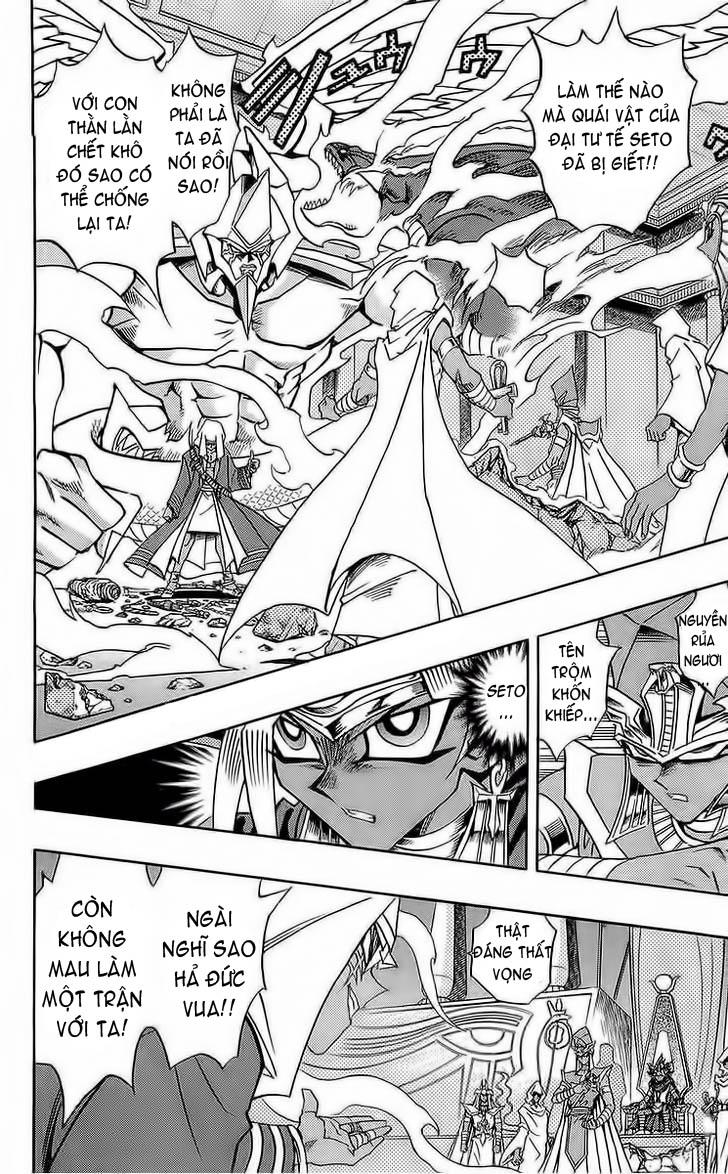 YuGi Oh – Vua Trò Chơi chap 287 Trang 2