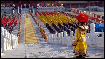 El último emperador (Bernardo Bertolucci, 1987)