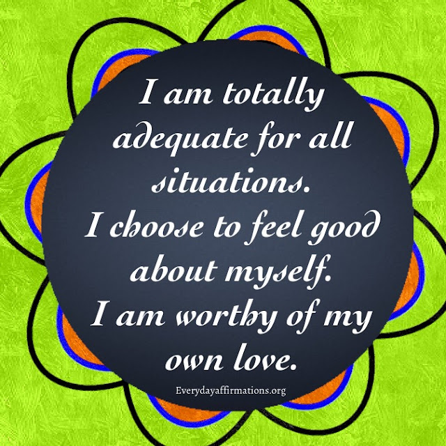 Affirmations for Women, Daily Affirmations, daily positive thoughts for women