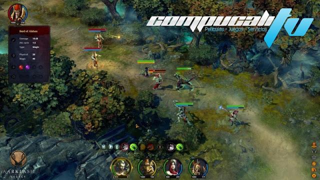 Aarklash Legacy PC Full