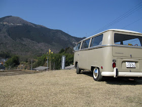 My VW BUS 1970