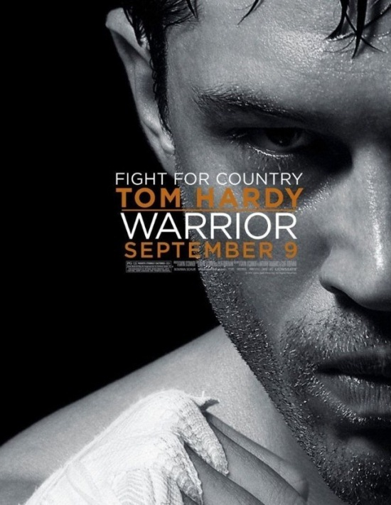 download warrior movie poster