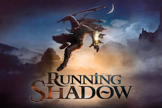 Screenshots of the Running Shadow for Android tablet, phone.