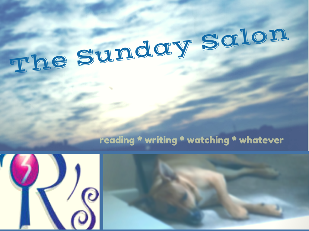 The Sunday Salon: updates & discussions at The 3 Rs Blog