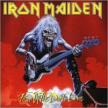 Fear Of The Dark - Iron Maiden - Heavy Metal