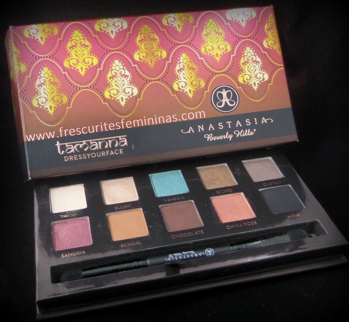 Anastasia, Beverly, Hills, Tamanna, Dress your face, Frescurites Femininas, Makeup