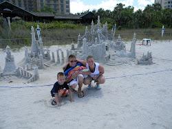 Zachary, Jack and Katya