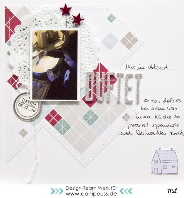 Einblick in Mels Dezembertagebuch |Melanie Hoch für www.danipeuss.de