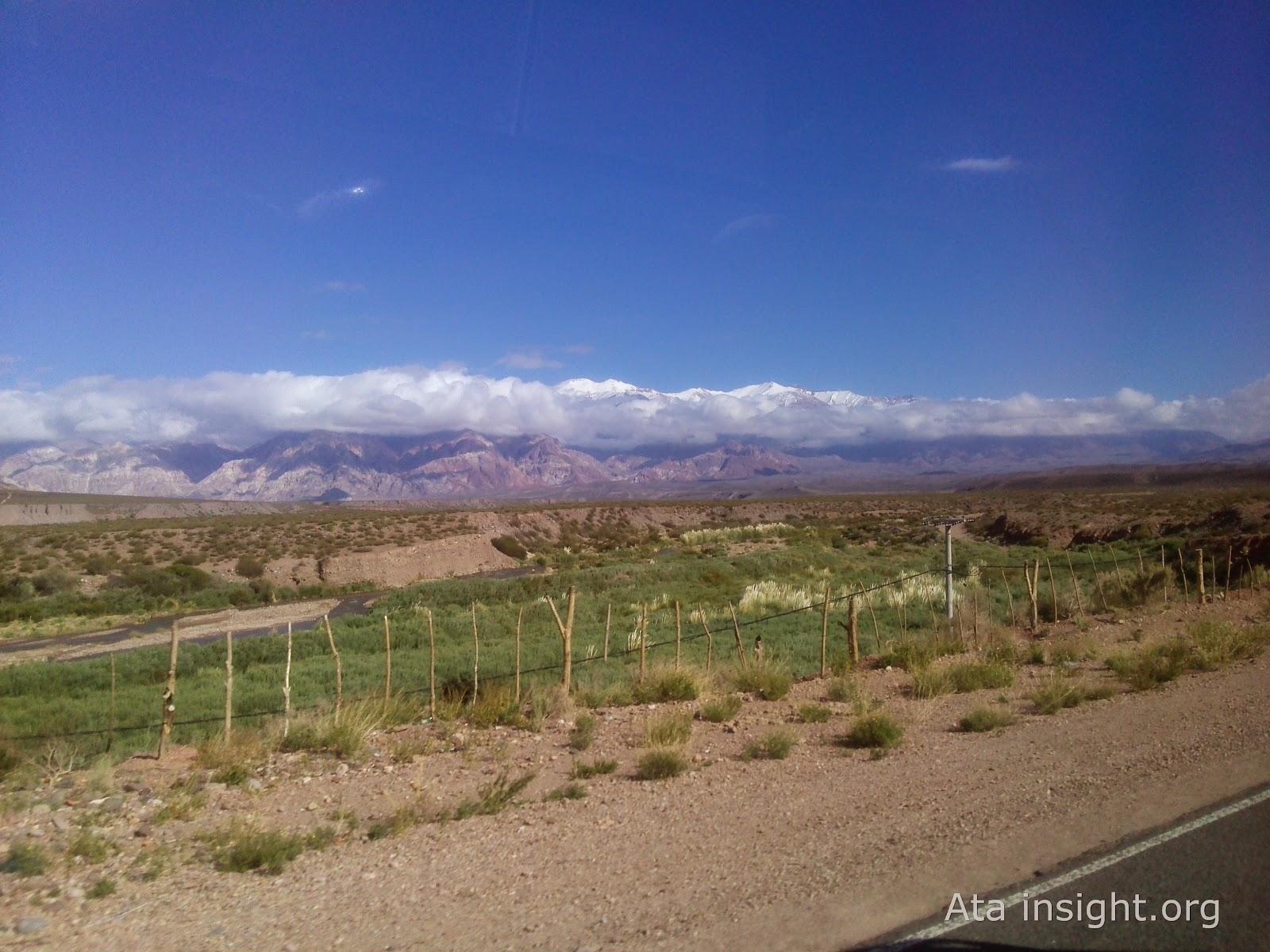 Provincia de Mendoza Argentina