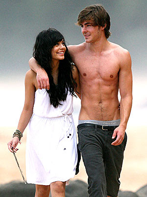 vanessa hudgens and zac efron are dating