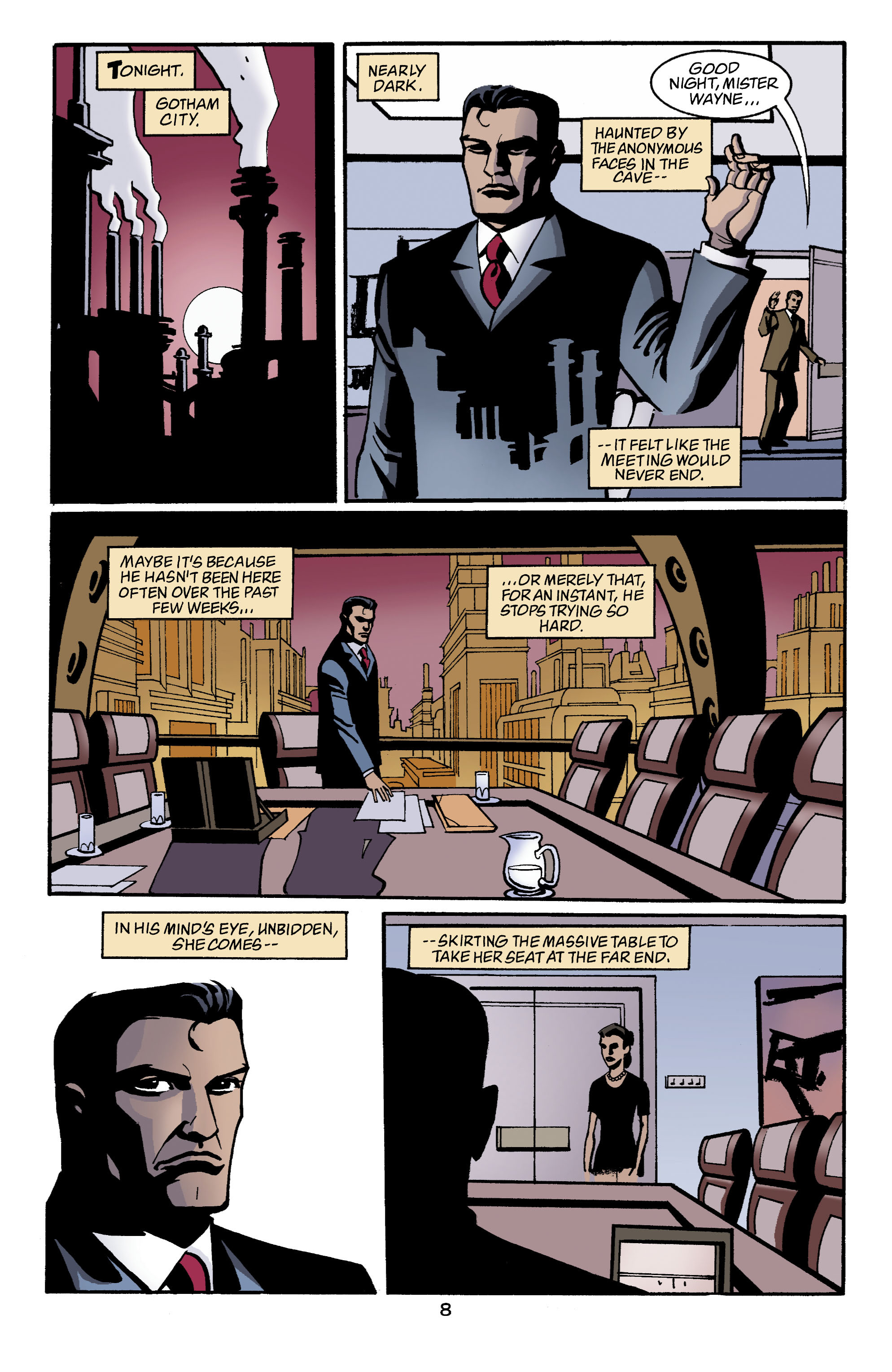 Detective Comics (1937) Issue #783 Page 9