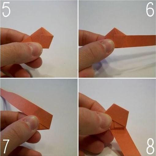 Diy origami lucky stars the idea king for Diy lucky stars