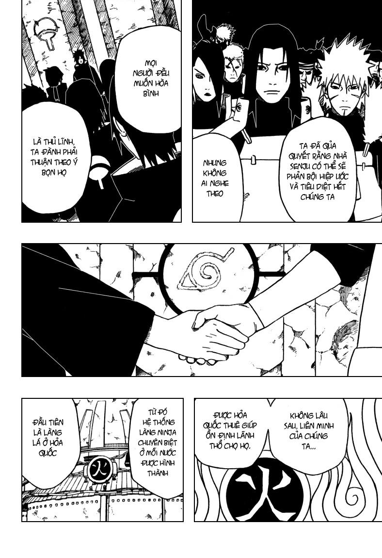 Naruto chap 399 Trang 7 - Mangak.info
