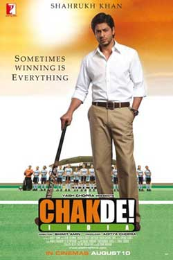 Chak De India 2007 Hindi Download BRRip 720p at xcharge.net