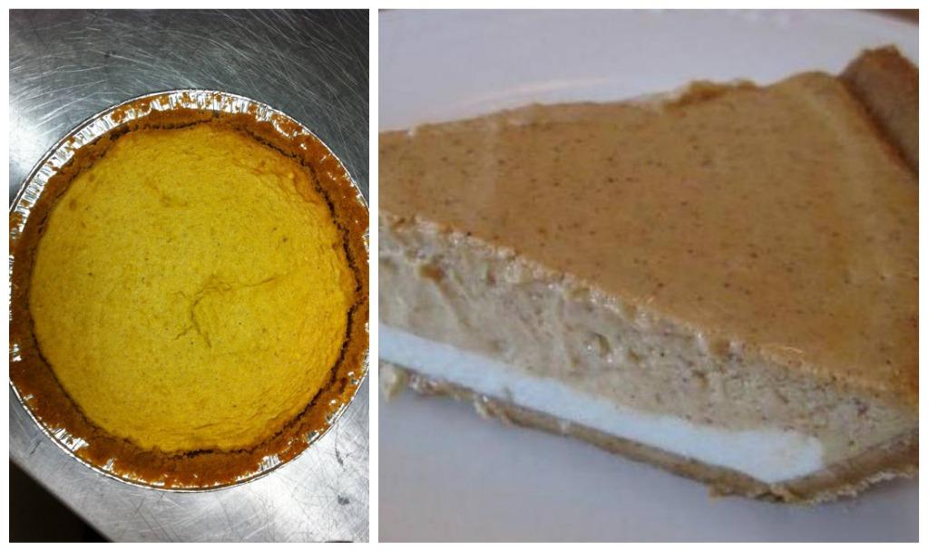 RaneeB.: Recipe #16 - Double Layer Pumpkin Cheesecake