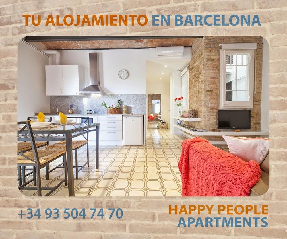Alojamiento en Barcelona con niños