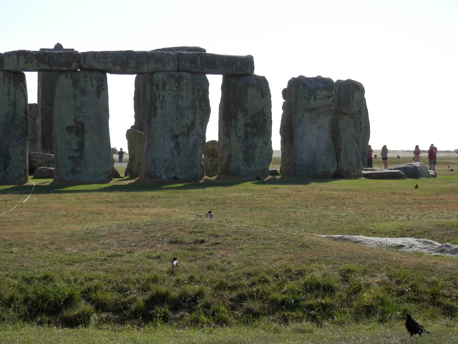 stonehenge mysterious and famous archaeological site