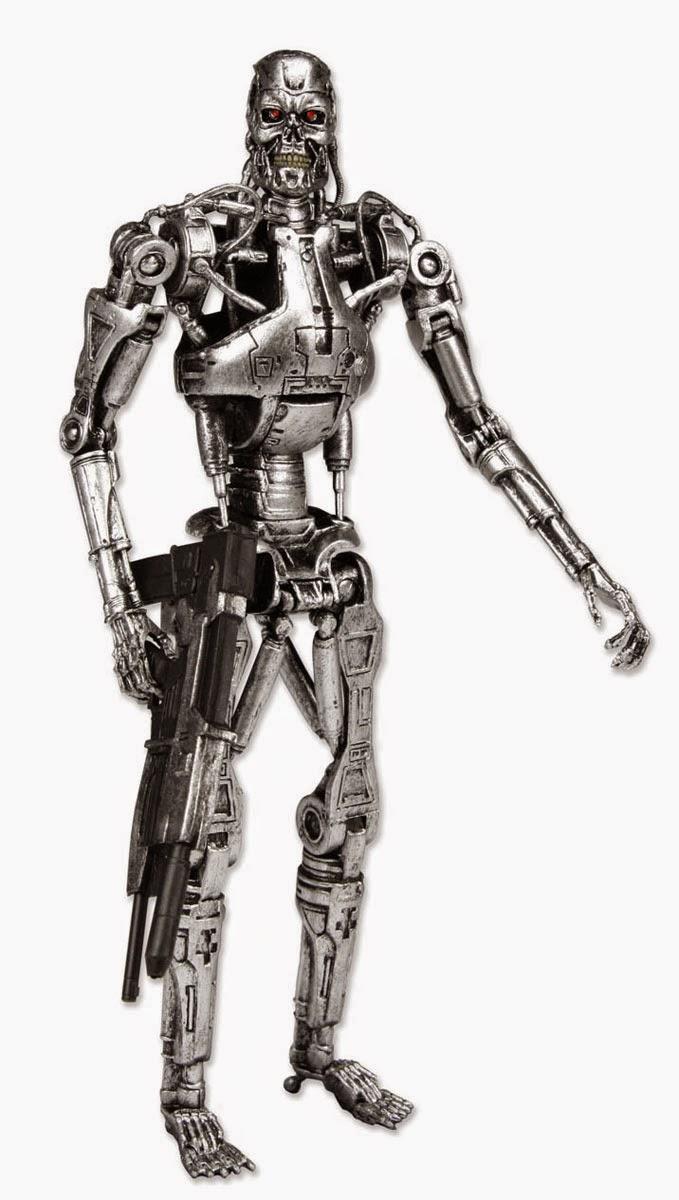 Figura TerminatorEndoesqueleto