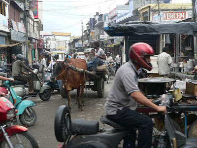 indian streets and lanes
