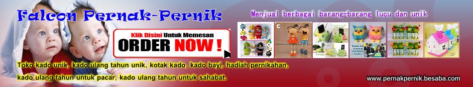 toko online pernak-pernik