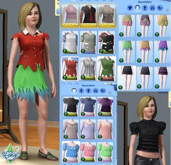 como descargar e instalar ropa y peinados para los sims 3 YouTube - Ropa Y Peinados Para Los Sims 3
