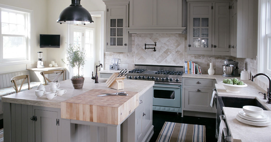 Pictures Gallery Of Hamptons Kitchen Ideas. Good Harmony And Home