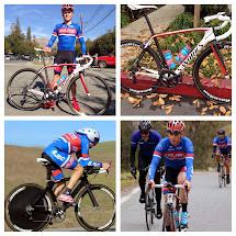 My Kit  and Bike for SJBC Racing 2015