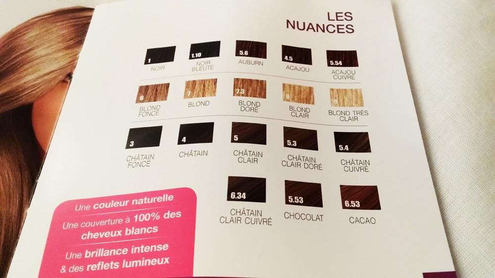 ma soeur voulait passer dune couleur chocolat chtain fonc jai donc opt pour cette marque voici le kit elcea coloration - Elcea Coloration