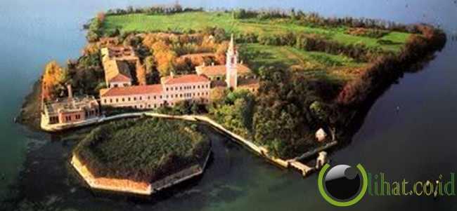 Poveglia of Venice, Italy