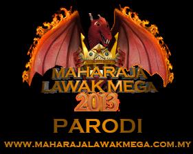 Peraduan Parodi Maharaja Lawak Mega 2013