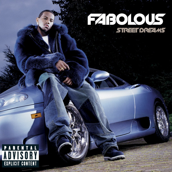 Fabolous - Street Dreams  Cover