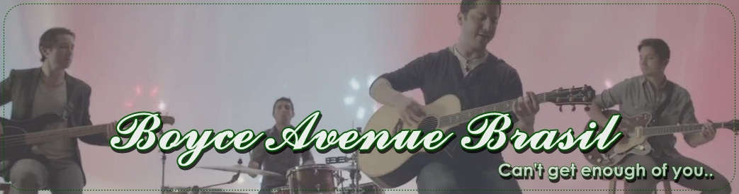 Boyce Avenue Brasil