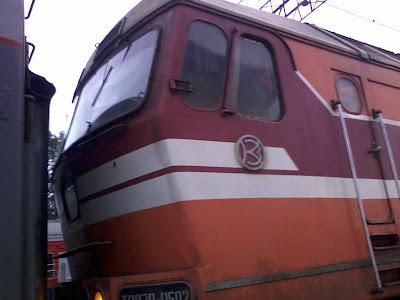 Поезд дальнего следования фото